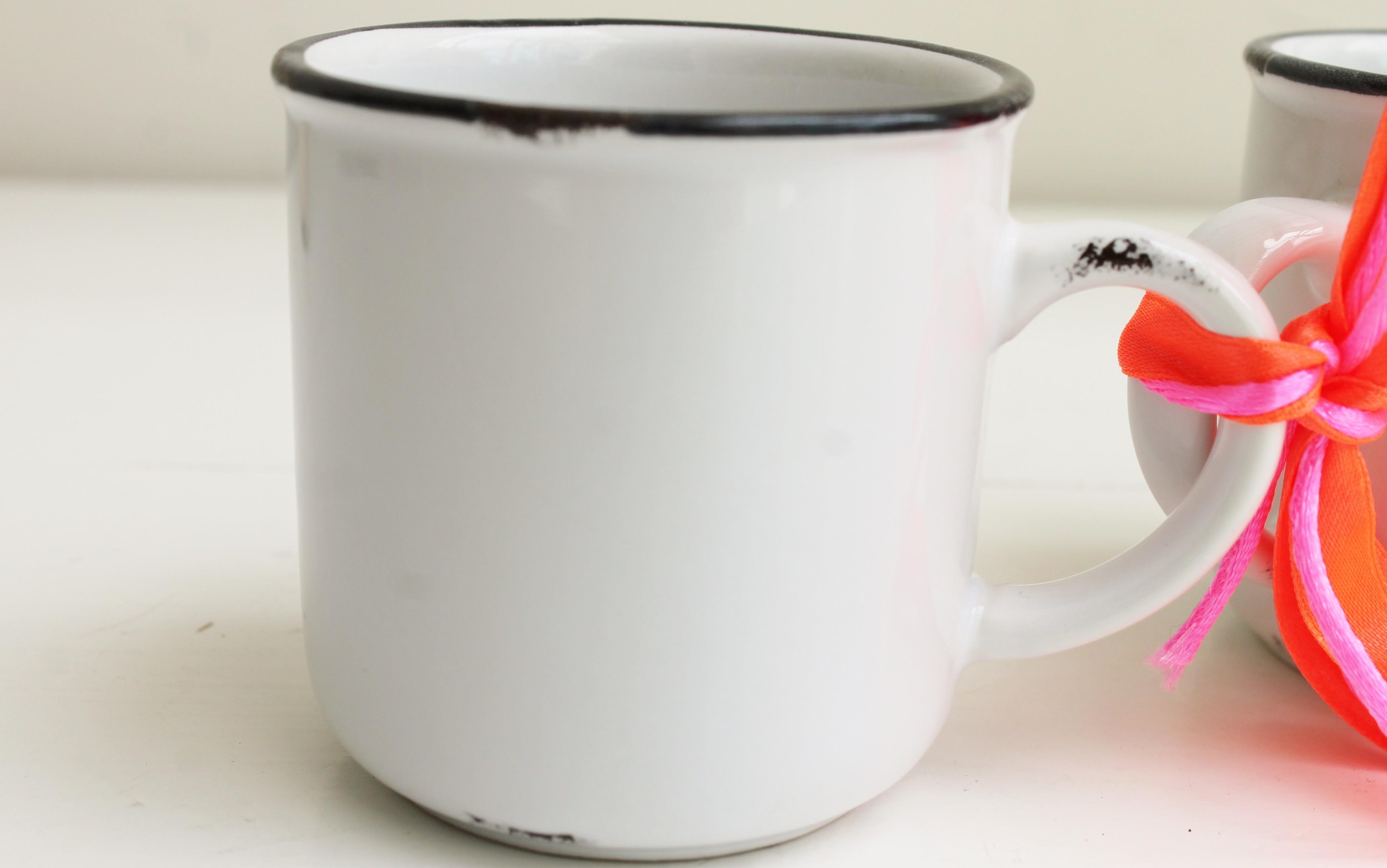 Koffie kop vintage