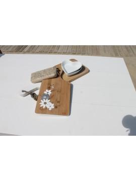 Handgemaakte houten plankjes  van Carbon